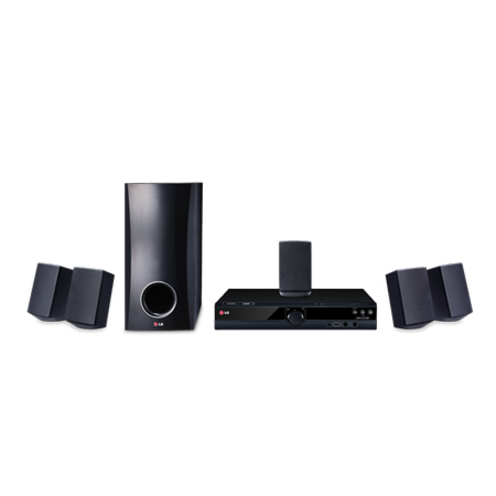 LG 300W Home Theater System-DH3140S