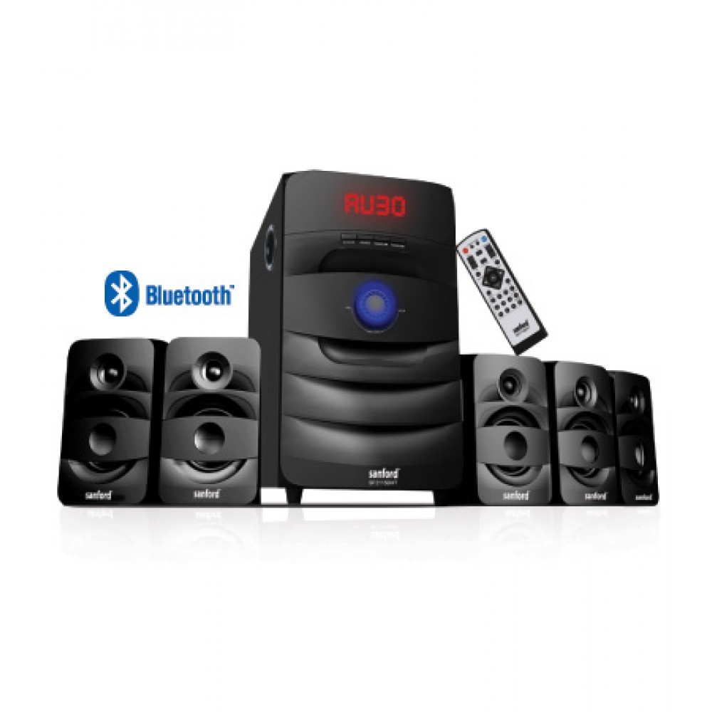 Sanford Bluetooth Home Theatre 5.1