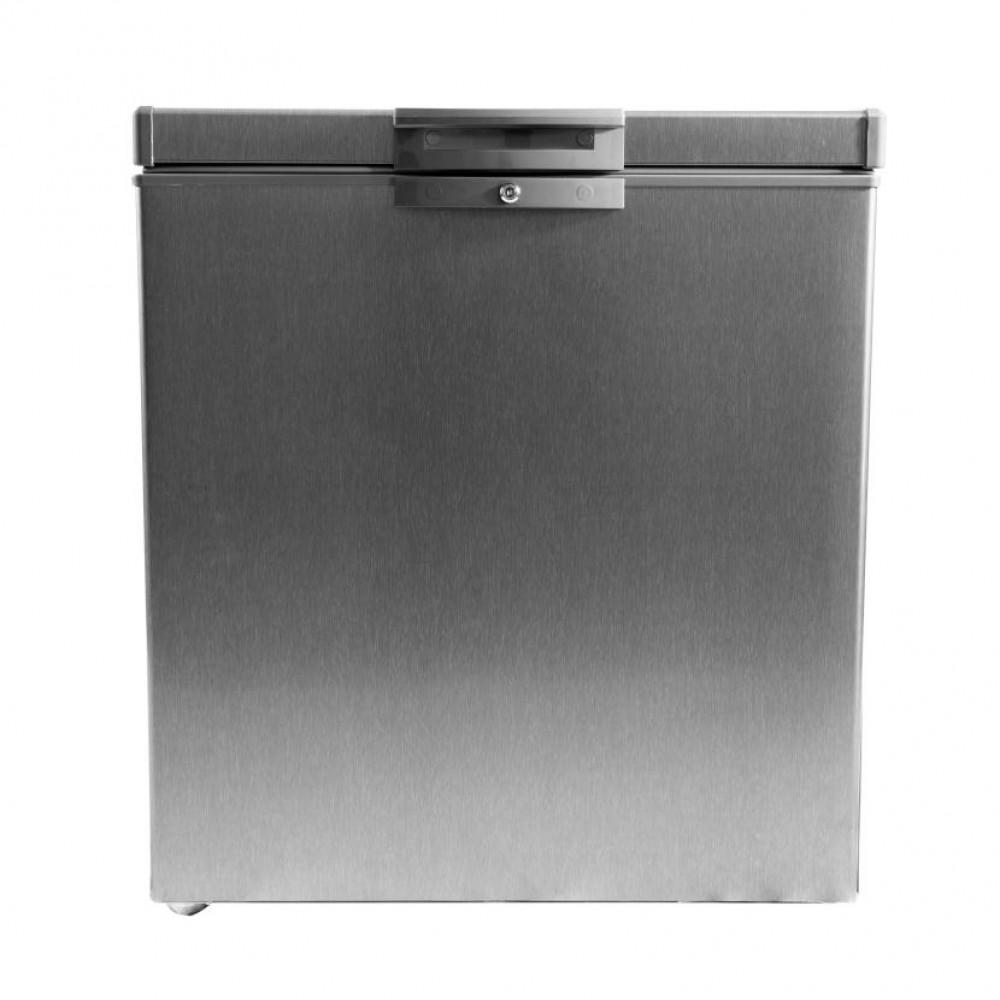 Defy 195L Chest Freezer-CF210 Metallic