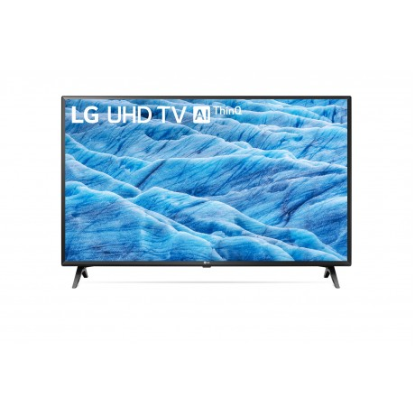 "LG 49"" UHD 4K Smart LED TV With ThinQ AI-49UM7340PVA"