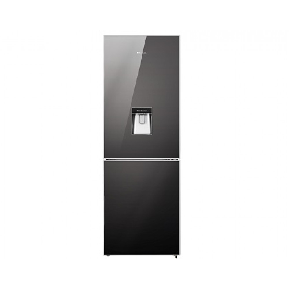 Hisense 323L Mirror Fridge With Water Dispenser- H420BMIWD