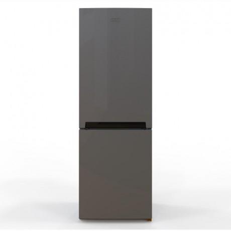 Defy 193L Upright Bottom Freezer Fridge-Metallic-C260M