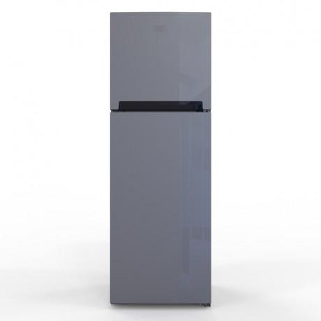 Defy 157L Upright Top Freezer Fridge-Metallic-D200