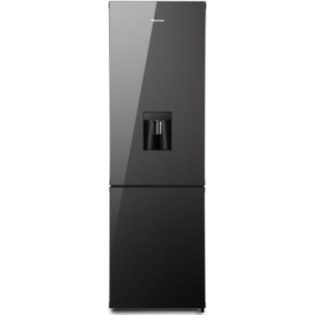 Hisense 269L Mirror Fridge with Water Dispenser-H360BMIWD
