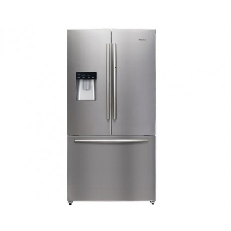 Hisense 536L French Door Fridge With Water Dispenser-H720FS-WD