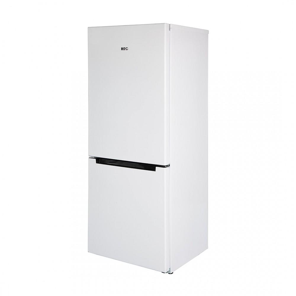 KIC 276L Bottom Freezer Fridge-KBF631WH