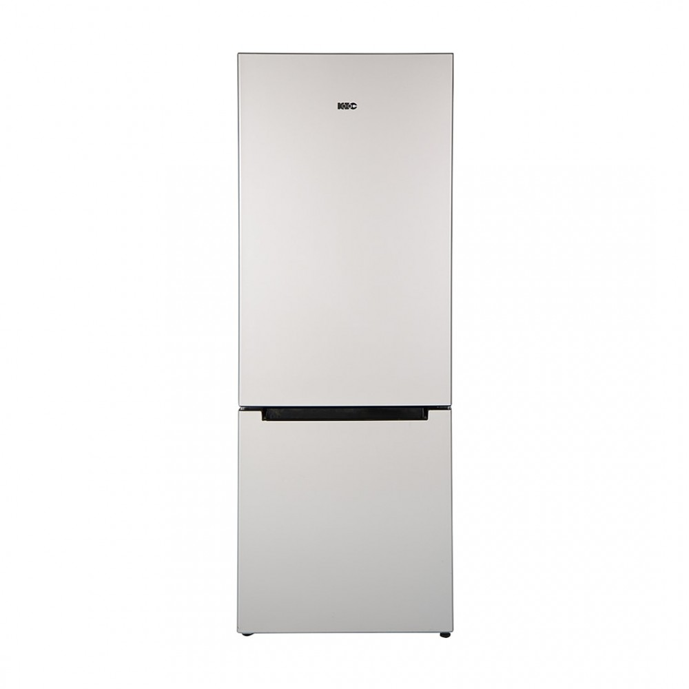 KIC 336L Bottom Freezer Fridge Metalic-KBF635ME