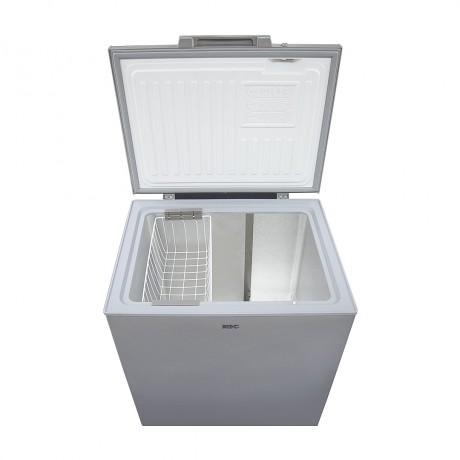 KIC 207L Chest Freezer Metalic-KCG210ME