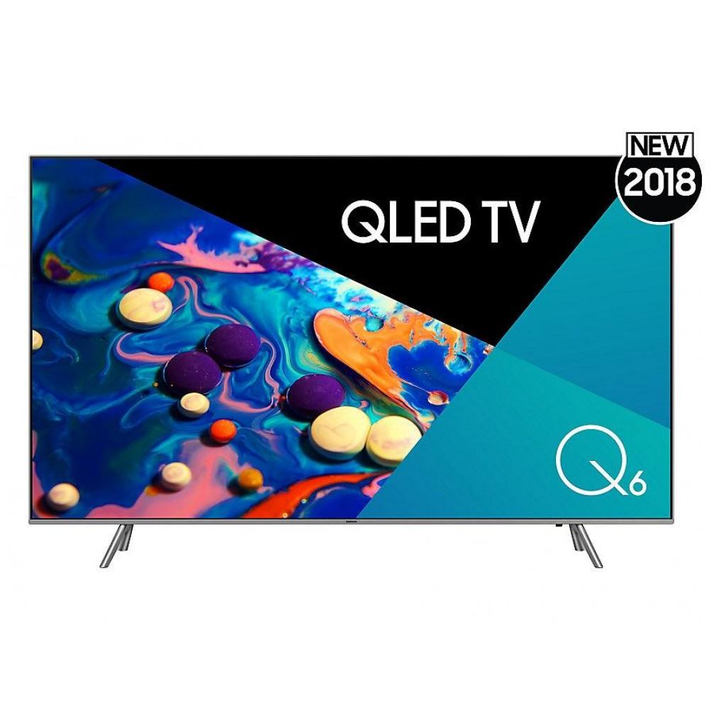 "Samsung 65"" UHD 4K Smart QLED TV-Q6"