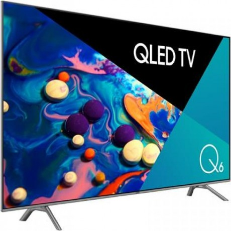 "Samsung 55"" UHD 4K Smart QLED TV-Q6"
