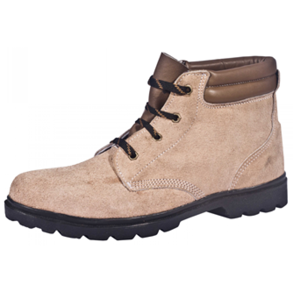 Zamshu Suede Leather Casual Boots