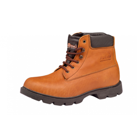 Zamshu Leather Casual Boots