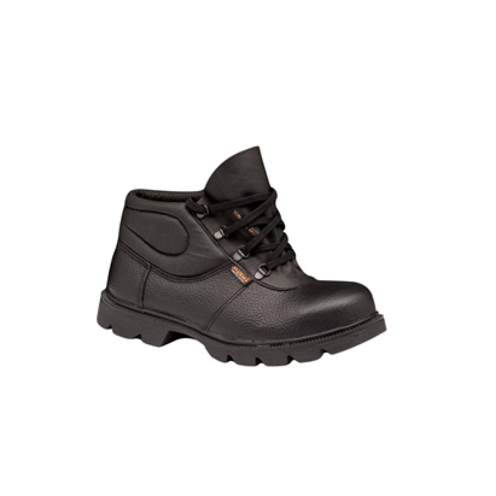 Zamshu Leather Safety Boots
